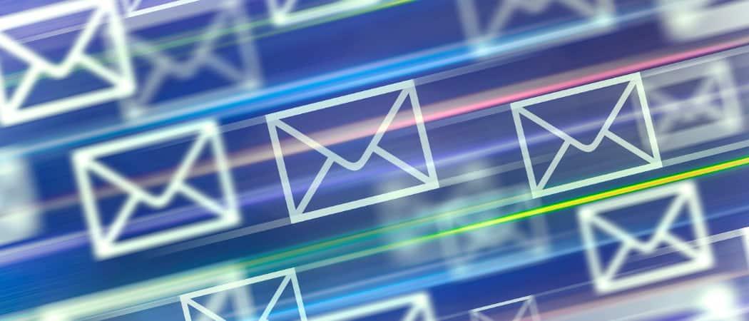 Zmiana adresacji serwerów poczty